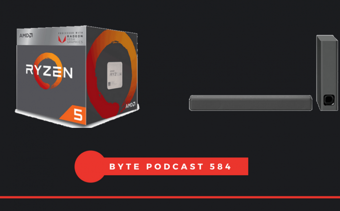 Byte Podcast 584