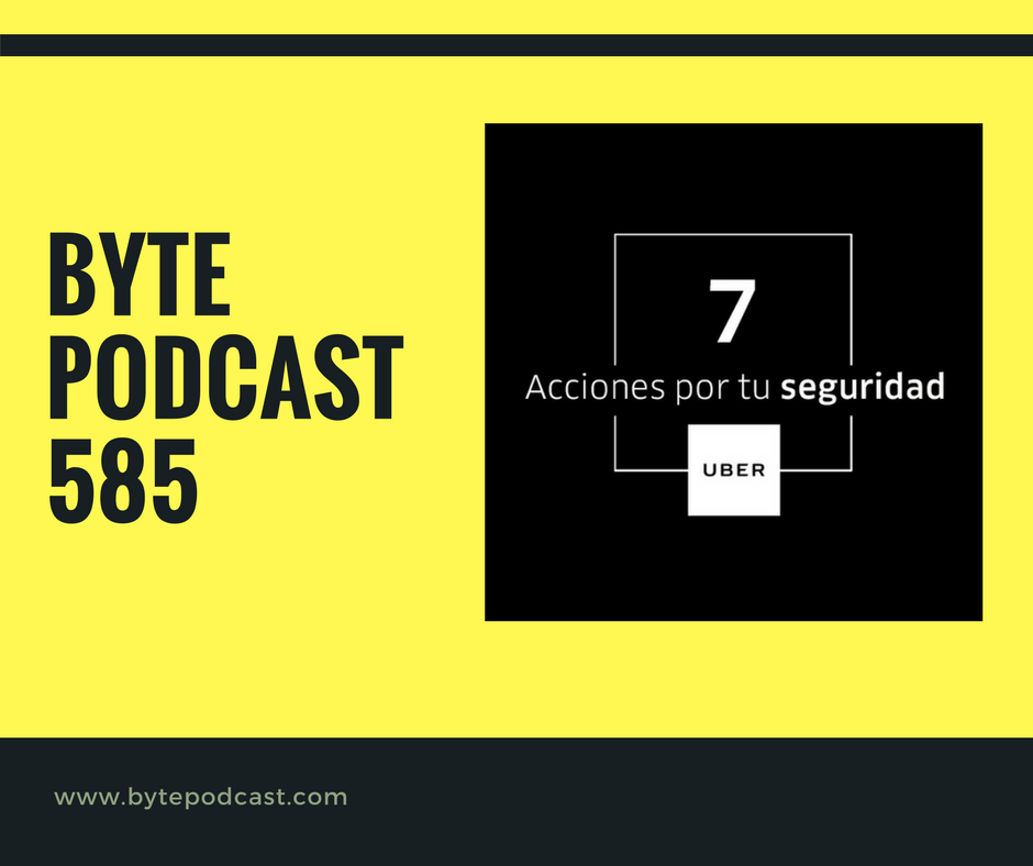 Byte Podcast 585